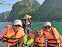ESTELLA CRUISE - Halong Bay luxury day tour