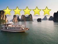 Halong Sen Cruise 1 day