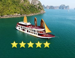 Luxury Emperor Cruise Halong