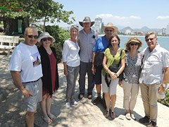 Nha Trang - Mr Miller and friends